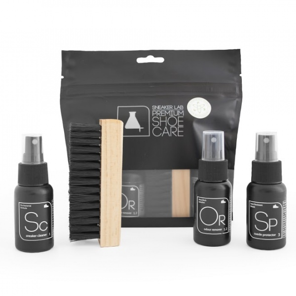 Sneaker Lab Eco friendly shoe care kit