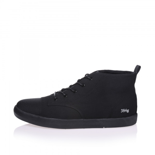 Gram 384g black wool/poly