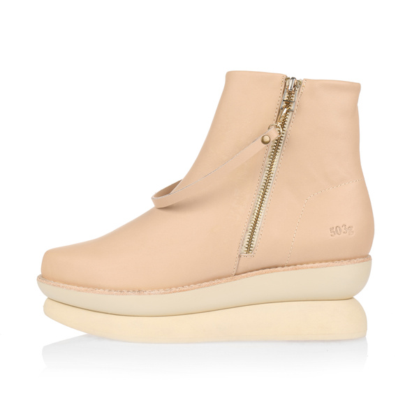 Gram 503g nude leather
