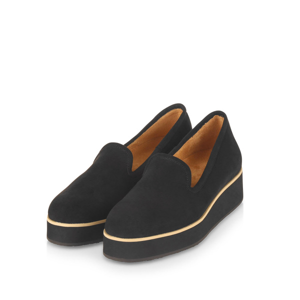 Gram 242g black ultrasuede vegan
