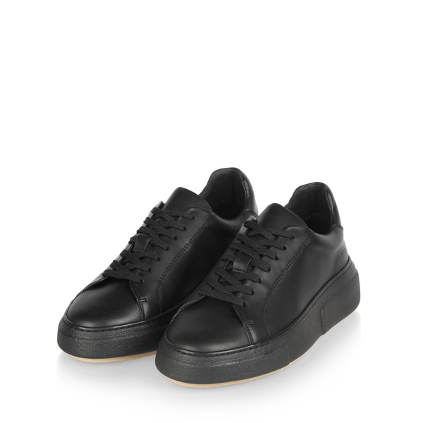 Gram 392g black vegan leather