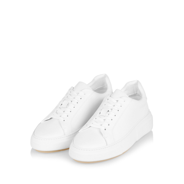 Gram 392g white vegan leather